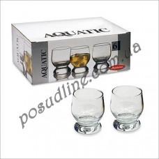 Набор стаканов низких Pasabahce Акватик 6 пр 42973