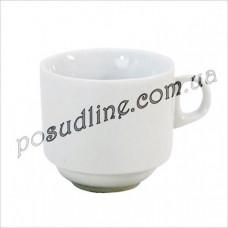 Чашка Хорека 220 мл белая 1360