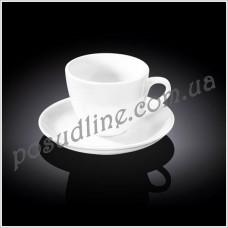 Чашка чайная с блюдцем Wilmax 300 мл WL-993176